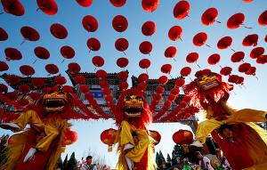 Чуньцзе, или как в Китае встречают Новый год по лунному календарю