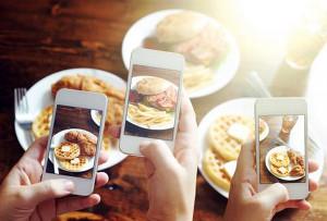 Сфотографируйте еду