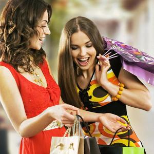 Предновогодний шопинг-маршрут