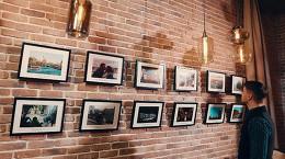 Выставка—вечеринка Рустама Шейха