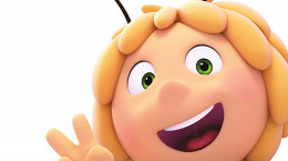 Мультфильм «Пчелка Майя и Кубок меда»
