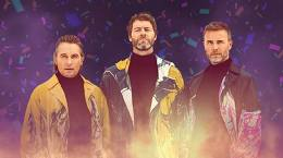 Концерт Take That: Greatest Hits Live