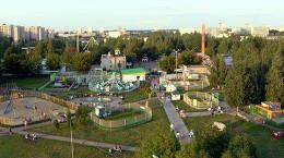 Парк культуры и отдыха Победа
